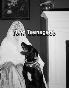 Two Teenagers Front